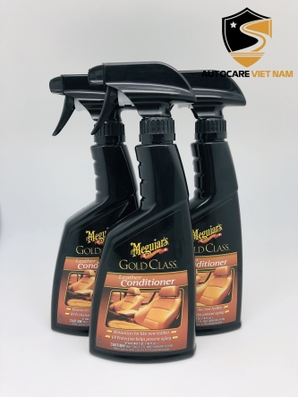 Dung Dịch Dưỡng Da Meguiar's G10916 Gold Class Rich Leather Cleaner & Conditioner